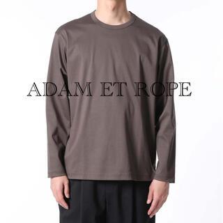 アダムエロぺ(Adam et Rope')のADAM ET ROPE'×NORITAKE コラボ ジャージ素材 カットソー(Tシャツ/カットソー(七分/長袖))