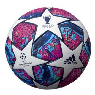 アディダス(adidas)のアディダスフィナーレ 19-20 イスタンブール サッカーボール 4号(ボール)