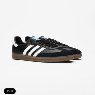 adidas - adidas Originals SAMBA OG black