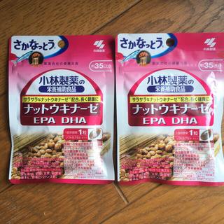 コバヤシセイヤク(小林製薬)の小林製薬 栄養補助食品 ナットウキナーゼ 約35日分EPA DHA(ビタミン)