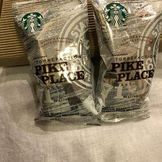 Starbucks Coffee - 【Starbucks】レギュラーコーヒー(粉) PIKE PLACE 70g×2