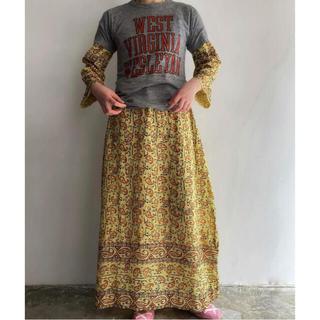 Ron Herman - vintage shop 購入 インド綿ワンピース
