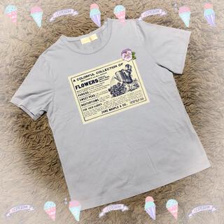JaneMarple - jane marple Jardin des violettes Tシャツ