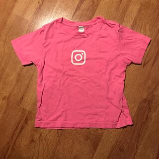 コドモビームス(こども ビームス)のInstagram アイコンTシャツ(Tシャツ)