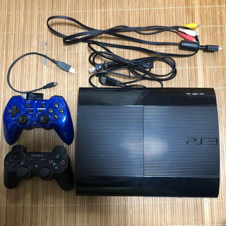 PlayStation3 - 良好品 PS3本体 CECH4300C 送料込み