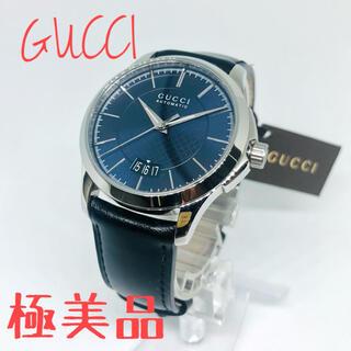 グッチ(Gucci)の極美品 グッチ  GUCCI  Gタイムレス メンズ腕時計 YA126443(腕時計(アナログ))
