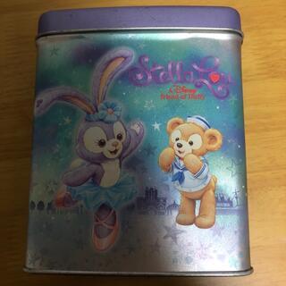 ディズニー(Disney)のディズニー缶(ボトル・ケース・携帯小物)