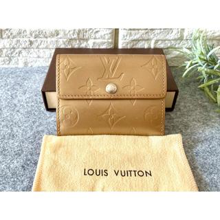 ルイヴィトン(LOUIS VUITTON)のルイヴィトン モノグラムマット ラドロー 小銭入れカードケース(コインケース)