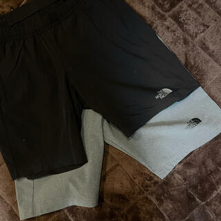 THE NORTH FACE - 【2点セット】THE NORTH FACE POINT HARF PANTS