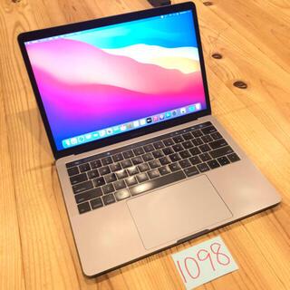 Mac (Apple) - フルカスタム !MacBook pro 13インチ 2017 タッチバー搭載