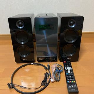 エルジーエレクトロニクス(LG Electronics)のLGFX1663Dブルーレイ iPod多機能マイクロHi-Fiシステム(その他)