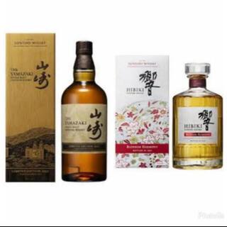 山崎 LIMITED EDITION 2021 響BLOSSOM HARMONY(ウイスキー)