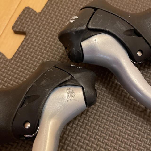 SHIMANO(シマノ)のSHIMANO シマノ SORA 8×3 パーツセット suginoクランク スポーツ/アウトドアの自転車(パーツ)の商品写真