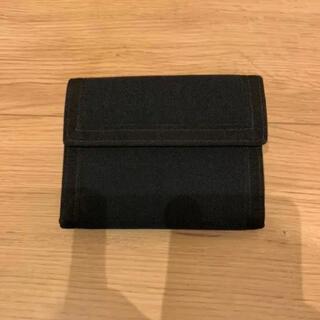 マルタンマルジェラ(Maison Martin Margiela)のマルタンマルジェラ ブラック Maison Margiela 二つ折り財布(折り財布)
