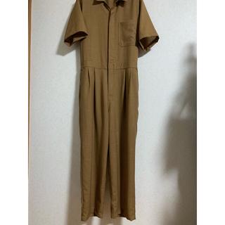 COMOLI - オーラリー ジャンプスーツ