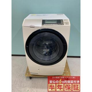 日立 - 日立ドラム洗濯機 2015年製 右開き 洗10.0kg乾6.0kg 分解洗浄済