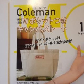 コールマン(Coleman)のColeman キャンバストート(トートバッグ)