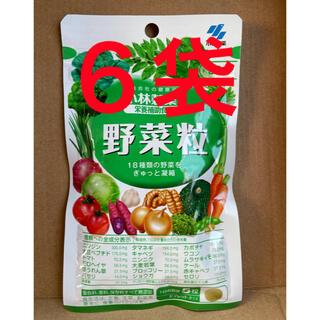 コバヤシセイヤク(小林製薬)の小林製薬 野菜粒30日分6袋(その他)