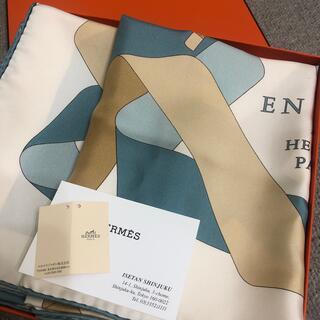 Hermes - エルメススカーフ 90 EN  DUO  PAR