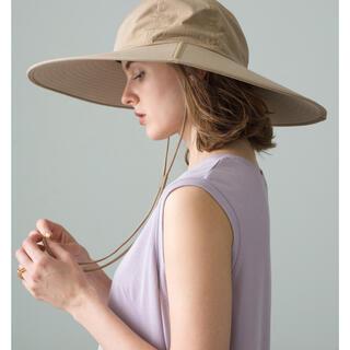 Ron Herman - auralee Chambray Long Brim Hat Made