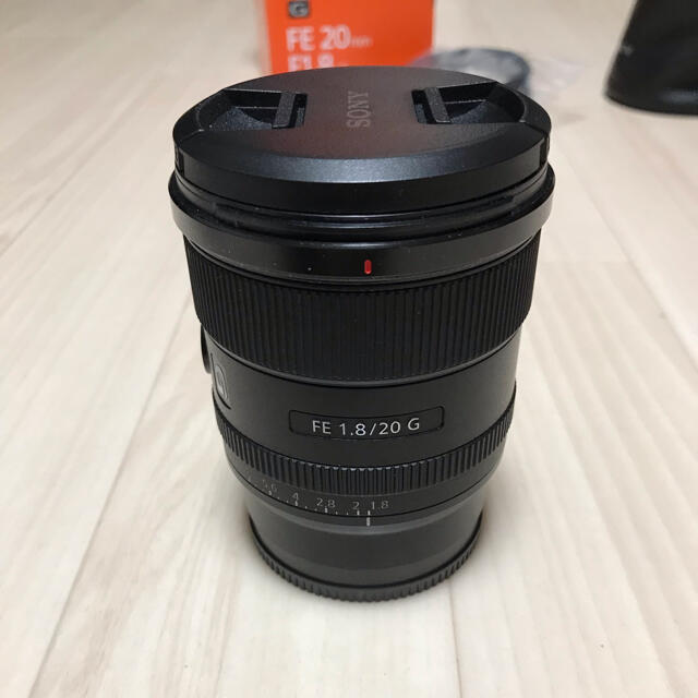 SONY(ソニー)のSONY 20mm f1.8 G スマホ/家電/カメラのカメラ(レンズ(単焦点))の商品写真
