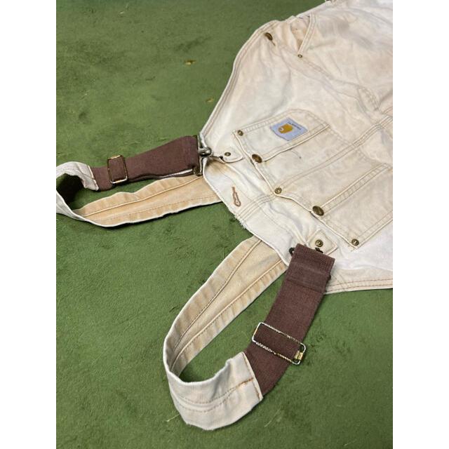 carhartt(カーハート)の【格安】Carhartt オーバーオール古着 ビックサイズ メンズのパンツ(サロペット/オーバーオール)の商品写真