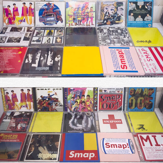 SMAP - スマップ スタジオアルバム  SMAP 001 〜.SMAP 016 MIJ