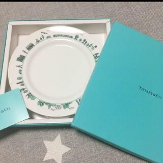 Tiffany & Co. - 新品 三菱電機 ティファニー お皿