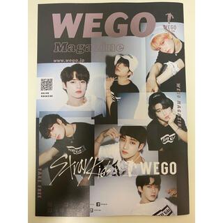 ウィゴー(WEGO)のWEGO Magazine《StrayKids》(アイドルグッズ)