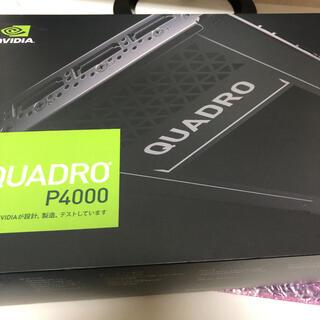 QUADRO - Quadro p4000