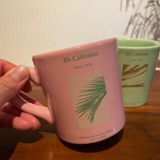 Ron Herman - RonHerman Mug (pink)