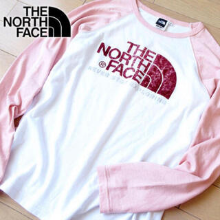 THE NORTH FACE - 美品 ノースフェイス THE NORTH FACE レディース ピンク