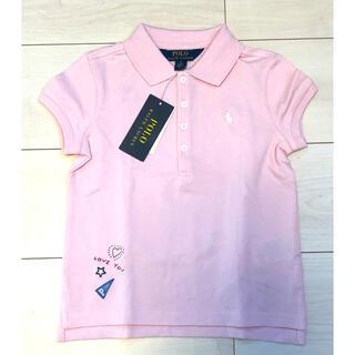 ラルフローレン(Ralph Lauren)のタグ付き未使用⭐︎ラルフローレン ポロシャツ⭐︎5T(115)(Tシャツ/カットソー)