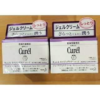 Curel - キュレル エイジングケア ジェルクリーム(しっとり)セット