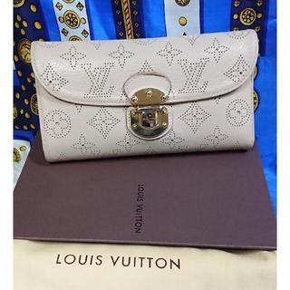 ルイヴィトン(LOUIS VUITTON)の専用 美品 正規品 箱 布袋  ルイ・ヴィトン ポルトフォイユ アメリア マヒナ(ポーチ)
