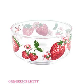 Angelic Pretty - angelic pretty Little Strawberryガラスボウル