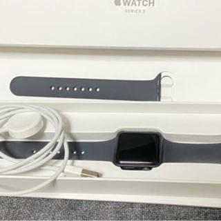 Apple Watch - アップルウォッチシリーズ3 38mm Apple Watch