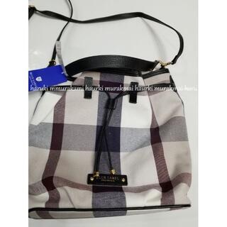 BURBERRY BLUE LABEL - 新品タグ付き ブルーレーベルクレストブリッジ 2wayバッグ