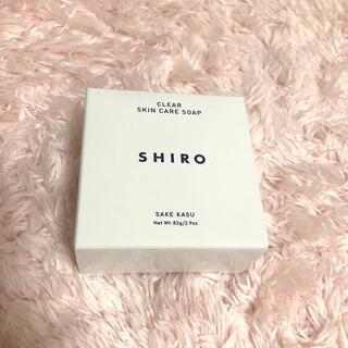 shiro - SHIRO 酒かす石けん