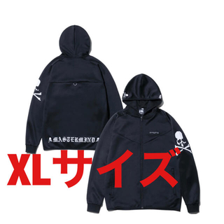 マスターマインドジャパン(mastermind JAPAN)のmastermind new era コラボ ウォームアップジャケット XLとL(ナイロンジャケット)