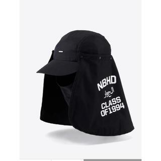ネイバーフッド(NEIGHBORHOOD)の 21SS NEIGHBORHOOD DUSTERS/CN-CAP BLACK(キャップ)