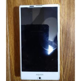 アクオス(AQUOS)のau SHV32 スマホ 携帯(スマートフォン本体)