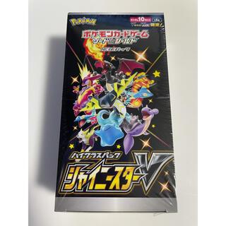 ポケモン - ポケモンカード シャイニースターV  1BOX シュリンク付き未開封