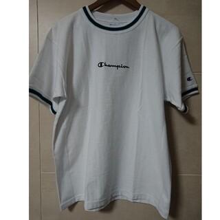 Champion - チャンピオン リバースウェーブ スクリプトロゴTシャツ サイズL