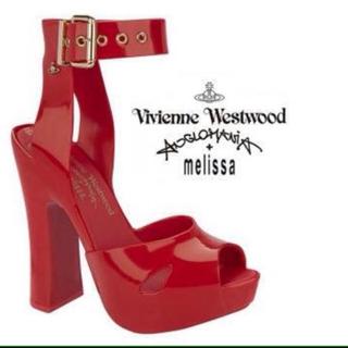 ヴィヴィアンウエストウッド(Vivienne Westwood)のViviene × メリッサ サンダル(サンダル)