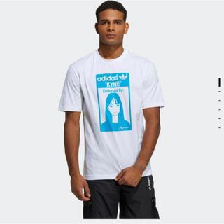 adidas - Mサイズ adidas Graphic Tee x Kyneキネ Tシャツ