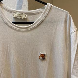 MAISON KITSUNE' - maison kitsune tシャツ (メゾンキツネ)