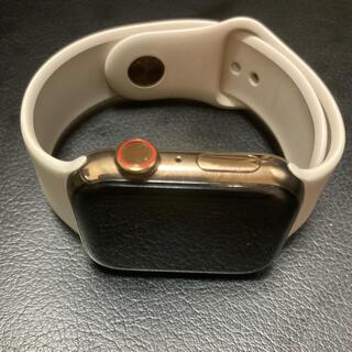 Apple Watch - Apple Watch4 ステンレス44