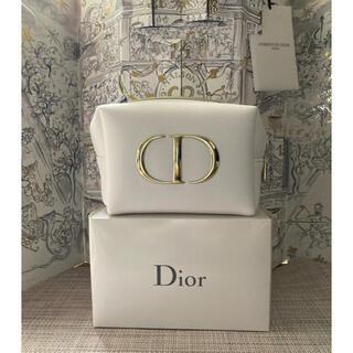Dior - 【新品】Dior プレステージ 限定 ホワイトポーチ