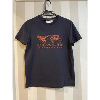 COACH - coach コーチ レキシー アンド キャリッジ Tシャツ ブランドTシャツ